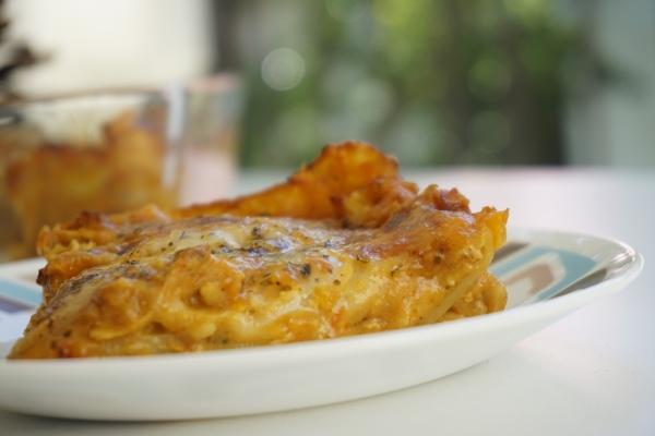 Butter Chicken Lasagna – The Perfect Indo-Italian Fusion