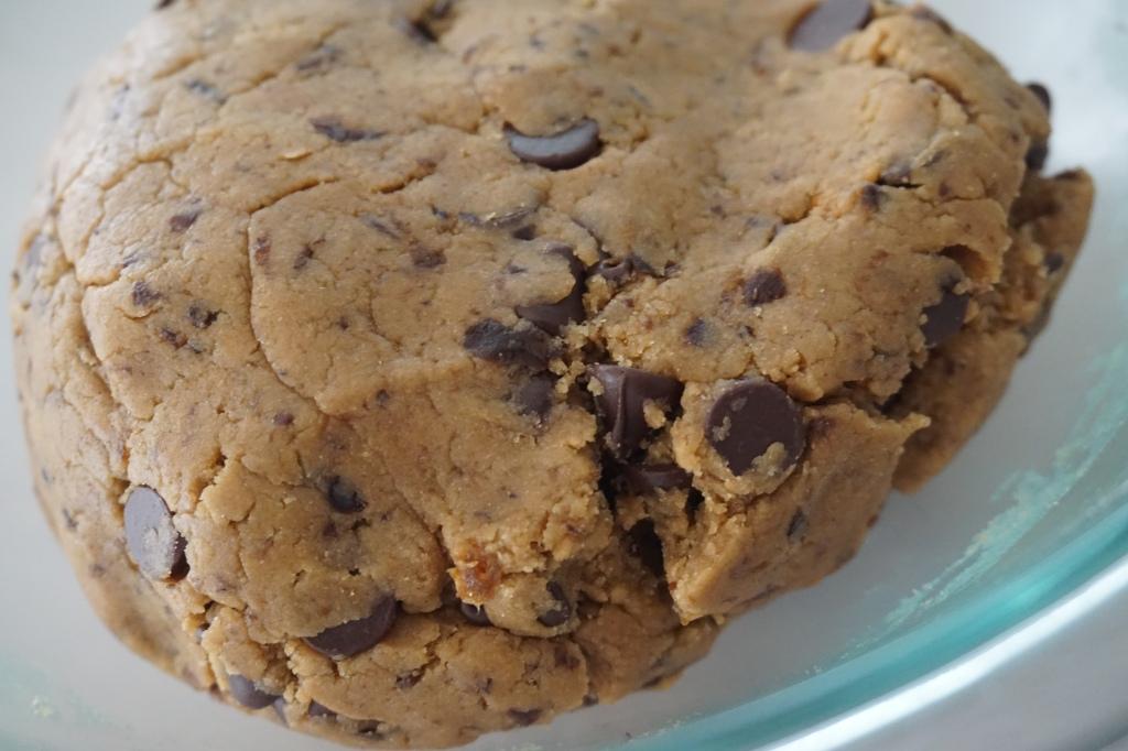 final cookie dough